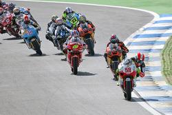 Course 250cc, dimanche