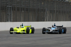 Ed Carpenter and Danica Patrick