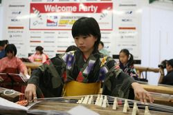 Honda Welcome Party: Japanese entertainers