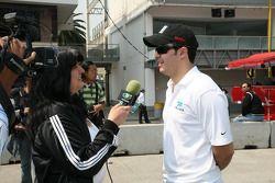 Memo Rojas gives interviews