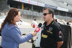 Pepe Montano gives interviews