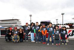 Young fans at Motegi