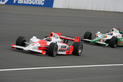 Helio Castroneves et Tony Kanaan