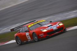 #37 ACA Argentina Ferrari 430 GT2: Esteban Tuero, Gastón Mazzacane