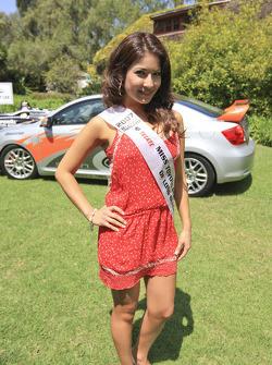 2007 Miss Toyota Grand Prix of Long Beach Melissa Paz