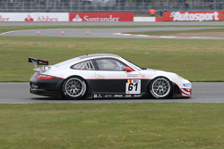 #61 Prospeed Competition Porsche 997 GT2 RSR: Emmanuel Collard, Richard Westbrook