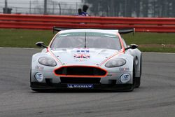 #10 Gigawave Motorsport Aston Martin DBR9: Allan Simonsen, Philipp Peter