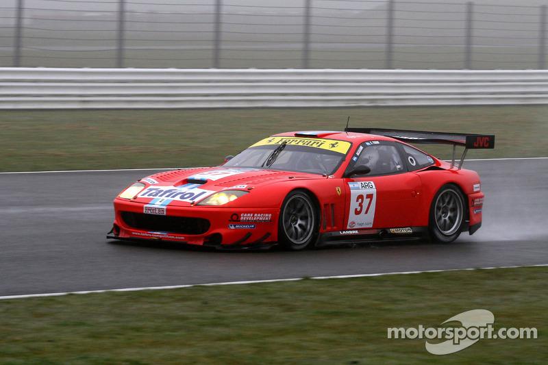 #37 ACA Argentina Ferrari 550 Maranello: Gastón Mazzacane, Esteban Tuero