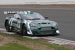 #17 Brixia Racing Aston Martin DBRS9: Gianluca Giraudi, Marcello Zani