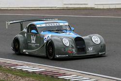 AutoGT Racing Morgan Aero 8 GT3 : Frederic O'Neill, Jacques Laffite