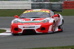 Kessel Racing Ferrari F 430 GT3 : Plamen Kralev, Dimitar Iliev