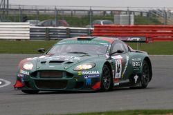 #16 Brixia Racing Aston Martin DBRS9: Jaromir Jirik, Gianmarino Genere