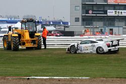 #15 S-Berg Racing Team Lamborghini Gallardo: Vadim Kuzminykh, Luca Polato