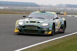 #18 Brixia Racing Aston Martin DBRS9: Massimo Mantovani, Pietro Zumerle