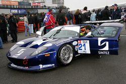 Matech GT Racing Ford GT : Edward Morris, Bradley Ellis