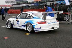 #40 Muehlner Motorsport Porsche 997 GT3 Cup: Tom Cloet, Tim Bergmeister