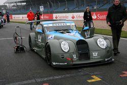 AutoGT Racing Morgan Aero 8 GT3: Gaël Lesoudier, Johan-Boris Scheier