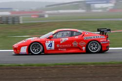#4 Kessel Racing Ferrari F 430GT3: Chris Hyman, Paul Warren