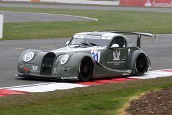 AutoGT Racing Morgan Aero 8 GT3 : Marguerite Laffite, G-A Sturdza