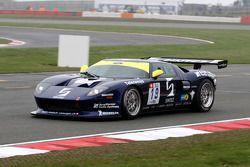 #19 Matech GT Racing Ford GT: Luca Pirri, Jurgen von Gartzen