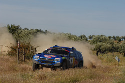 Volkswagen Motorsport: Carlos Sainz and Michel Périn