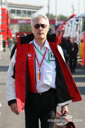 Daniele Audetto, Super Aguri F1 Team