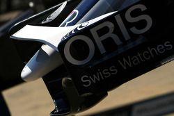 Williams FW30 ön kanat detay