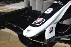 WilliamsF1 Team, yeni ön kanat