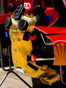 Scuderia Ferrari, seat