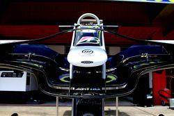 Williams F1 Team, ön kanat