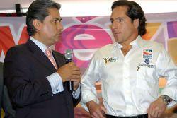 Mario Dominguez and PCM announment in Mexico City: Mario Dominguez