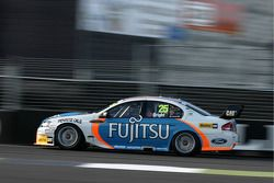 Jason Bright (Fujitsu Racing Ford Falcon BF)