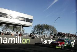 Steven Richards takes second (Ford Performance Racing Ford Falcon BF)