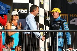 James Courtney takes third (Jeld-Wen Motorsport Ford Falcon BF)