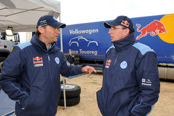 Kris Nissen and Dieter Depping