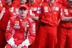 Ferrari photoshoot: Kimi Raikkonen