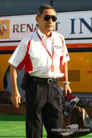 Hiroshi Yasukawa, Bridgestone