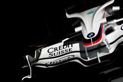 BMW Sauber F1 Team, F1.08, Nose
