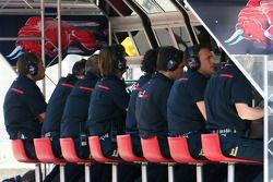 Scuderia Toro Rosso mühendiss