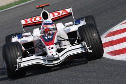 Takuma Sato, Super Aguri F1, SA08