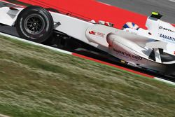 Anthony Davidson, Super Aguri F1 Team, SA08