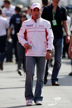 Timo Glock, Toyota F1 Team