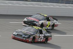 Bobby Hamilton Jr. and Dale Earnhardt Jr.
