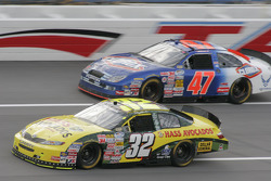 Denny Hamlin and Kelly Bires