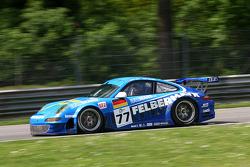 #77 Felbermayr - Proton Porsche 997 GT3 RSR: Marc Lieb, Alex Davison
