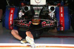 Scuderia Toro Rosso, STR02
