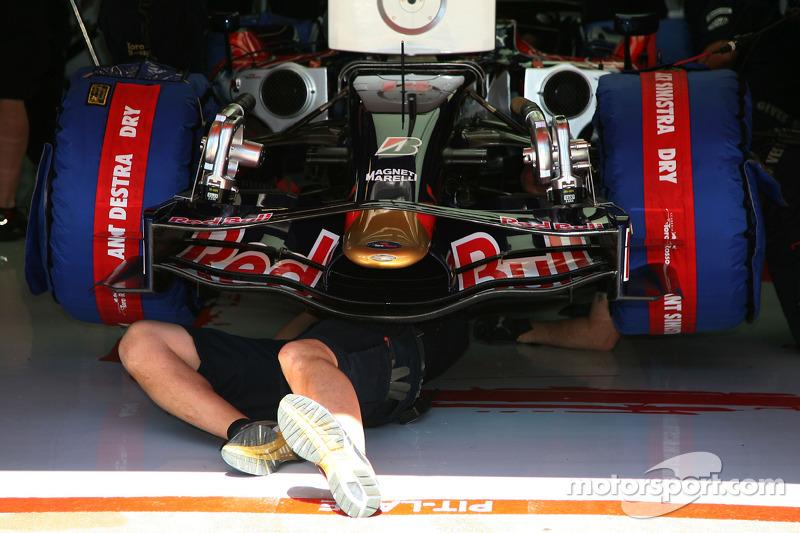 Scuderia Toro Rosso STR02 (2007-2008)