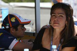 eşi, Nelson Piquet Snr.