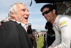 Mark Webber, Red Bull Racing, Dietrich Mateschitz, Owner of Red Bull