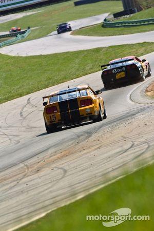 #15 Blackforest Motorsports Ford Mustang: Jean-François Dumoulin, Tom Nastasi